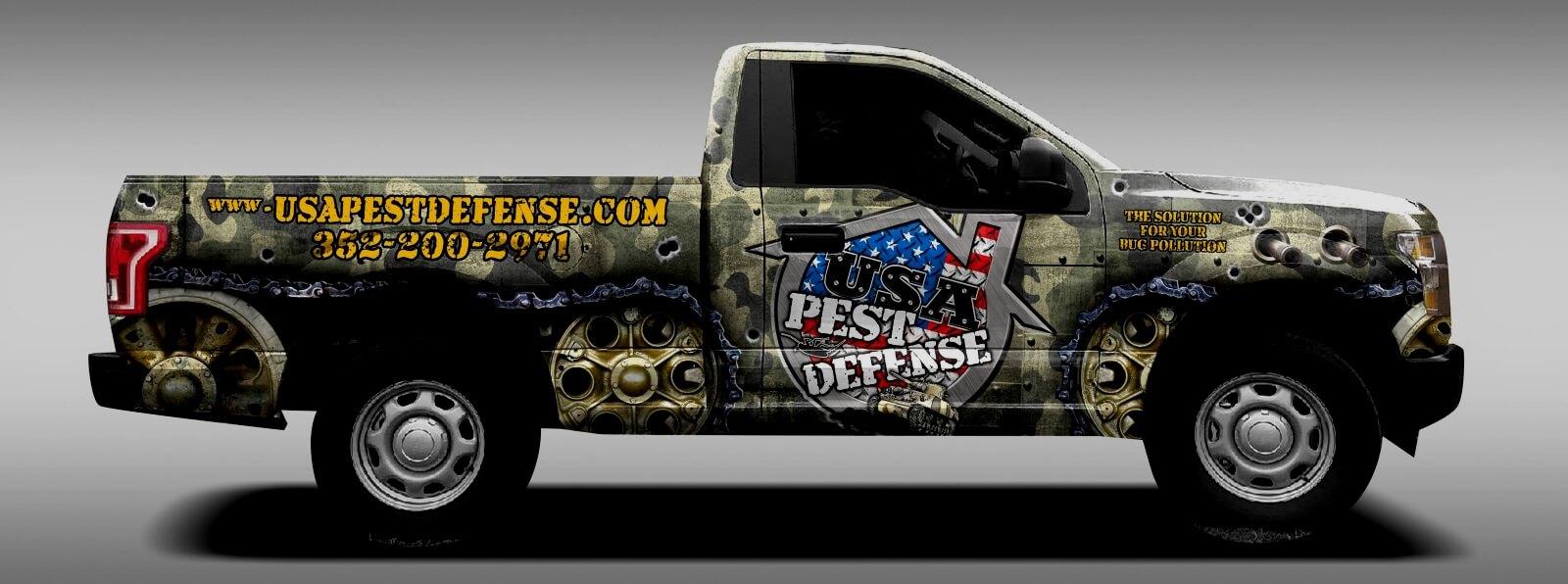 USA Pest Defense - Pest Control Services in Ocala, Florida